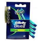GILLETTE BLUE II ΧΑΡΤΙΝΟ slalom plus 4τεμ