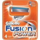 GILLETTE FUSIOΝ ΑΝΤ/ΚΑ 4τεμ